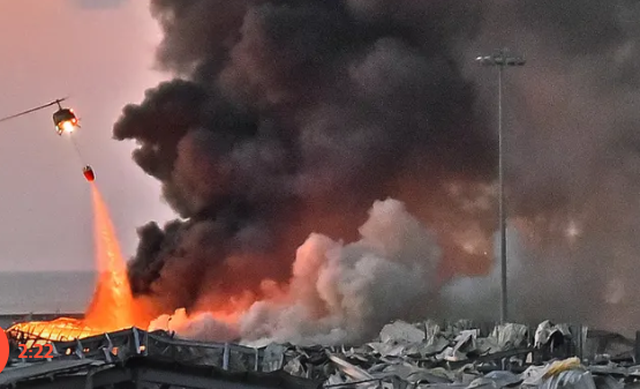 Misteri i tymit të kuq nga shpërthimi vdekjeprurës në