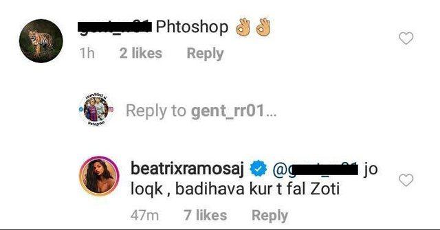 """E akuzoi për """"photoshop"""", këngëtarja e njohur"""