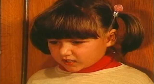 E njihni këtë vogëlushe? Dikur ishte aktore në filmat