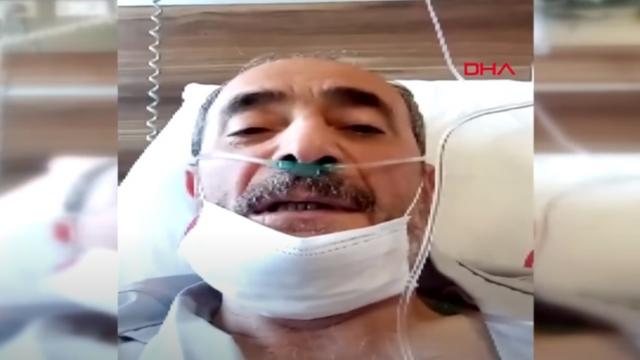 62-vjeçari përlot me video-mesazhin pak para vdekjes nga COVID-19