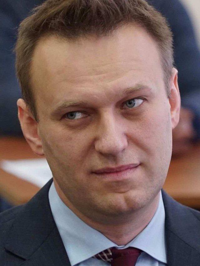 E helmuan me agjent nervor, kritiku i Putinit publikon foton nga spitali dhe nuk