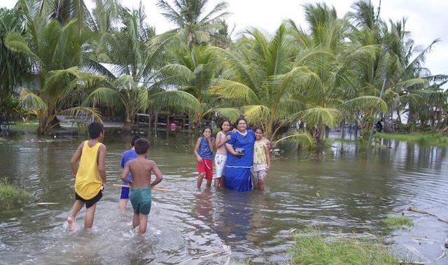 Ndryshimet klimatike/ Rritet niveli i detit, ky fshat detyrohet të