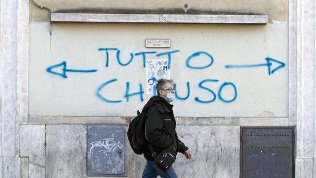 Italia publikon bilancin 24 orësh të COVID-19, ka surpriza