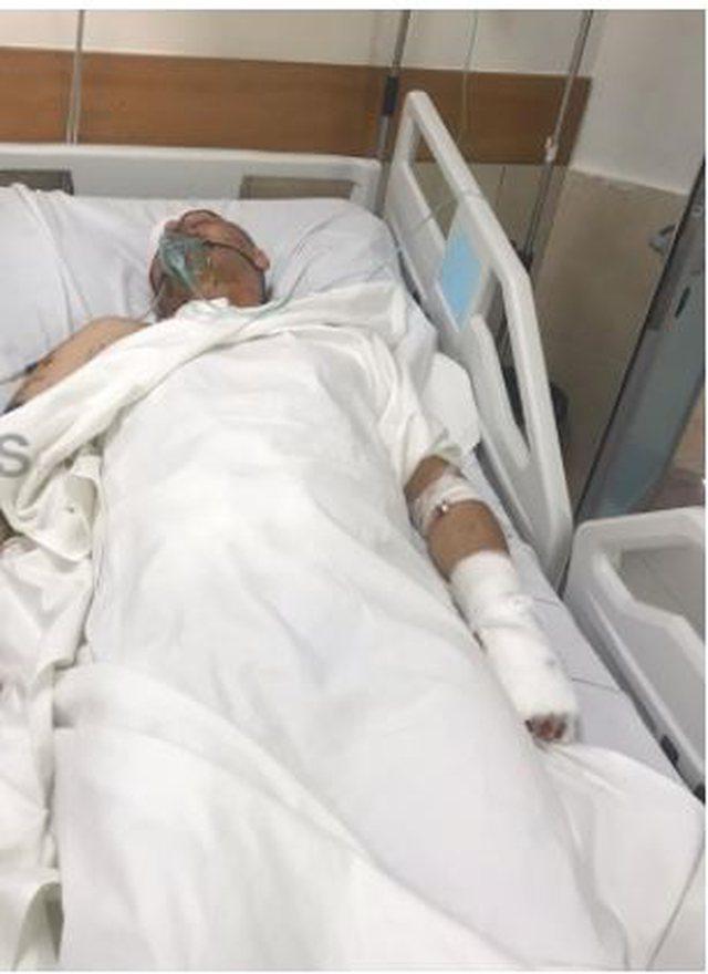 I shpëtoi atentatit me eksploziv në Tiranë/ I intubuar dhe me