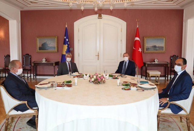 Pas Ramës, dy politikanët e njohur takojnë Erdoganin në