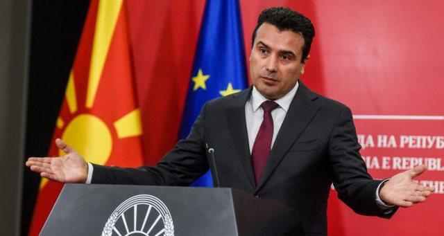 Policia gjobit kryeministrin Zoran Zaev dhe dy zyrtarë të