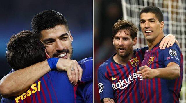 Barcelona largon Luis Suarezin, shpërthen keq Lionel Messi: E vërteta