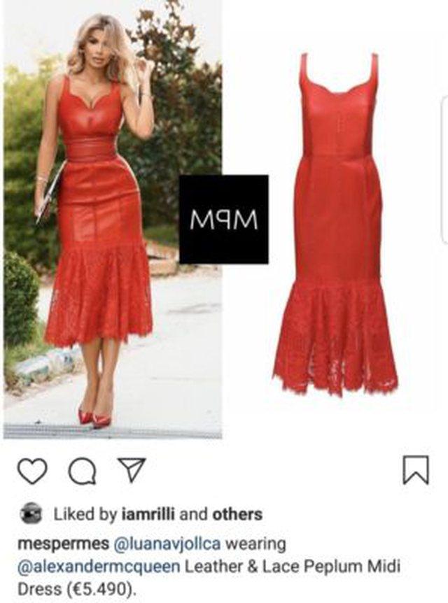 Shifër marramendëse, ja sa kushton fustani që ka zgjedhur të