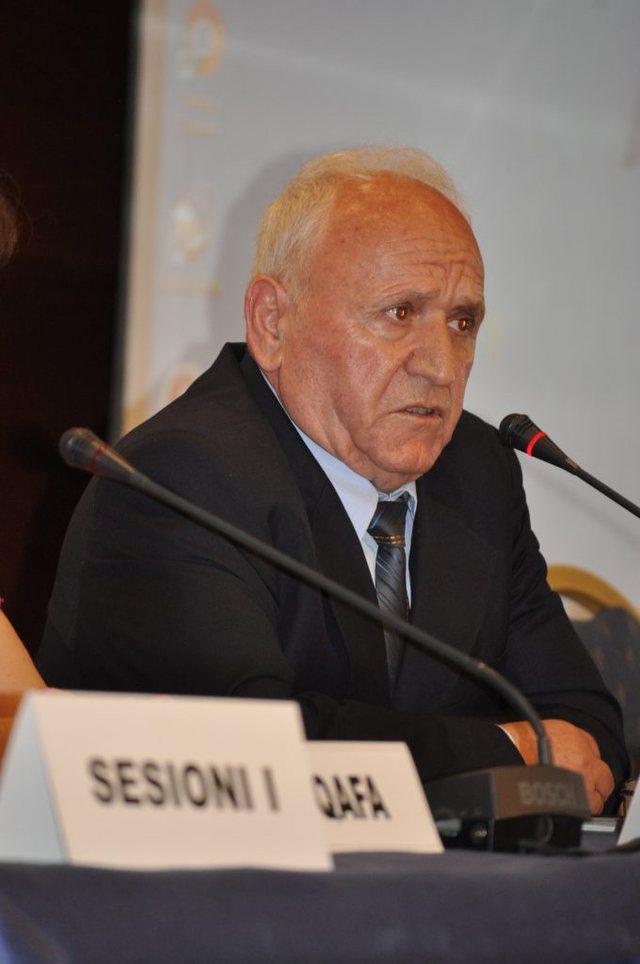 Jeta dhe veprimtaria profesionale e shkencore e Prof.Dr. Gjergji Cepës, do
