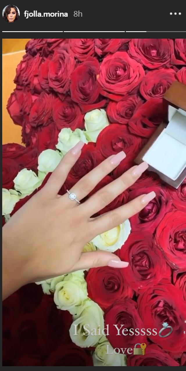 Mori propozimin madhështor për martesë, Fjolla Morina zbulon
