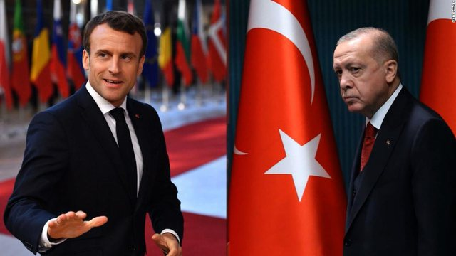 What did President Macron say that angered the Arab world? Erdogan makes the