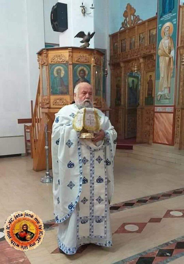 Ndërron jetë prifti i Pogradecit, e humbi betejën me Covid-19