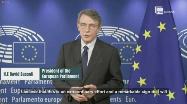 Forumi i Antisemitizmit/ Presidenti i Parlamentit Europian jep apelin e