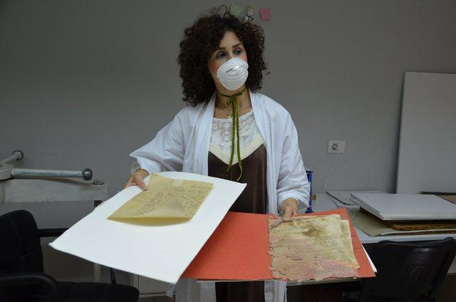 Vizitorët në DPA njihen me procesin e konservimit dhe restaurimit