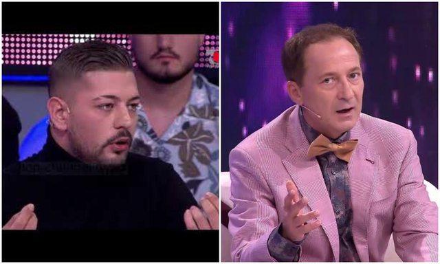 Arjan Konomi përplaset keq me Andin: Ti je një fodull! Nuk mund