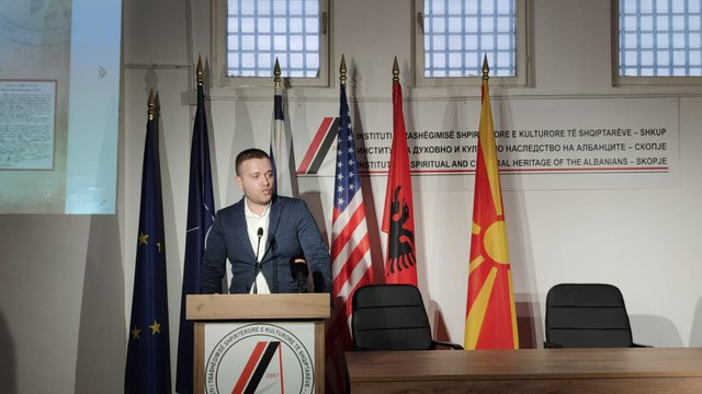 """Akademi Shkencore """"Ditët e Alfabetit 2020"""" në Shkup"""