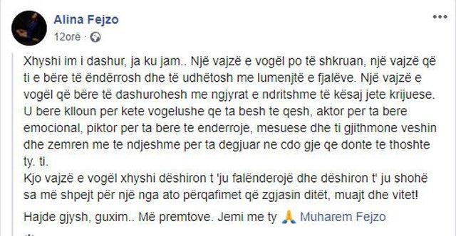 COVID-19 i merr jetën regjisorit të njohur shqiptar, mesazhi i