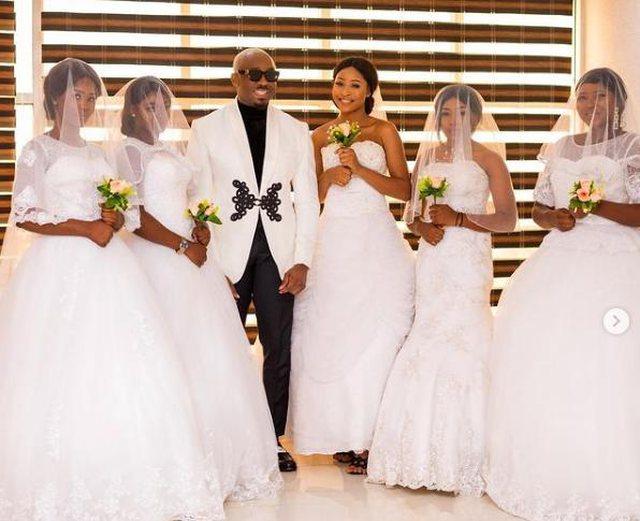 E pazakontë/ Shkon në dasmë me 6 gra shtatzëna, habit burri