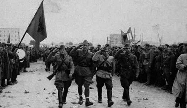 Pushka e partizanëve të Shqipërisë u dëgjua edhe