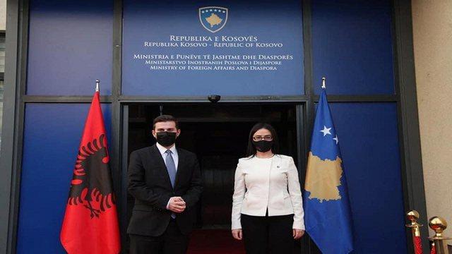 Nënshkruhet marrëveshja mes Shqipërisë dhe Kosovës,