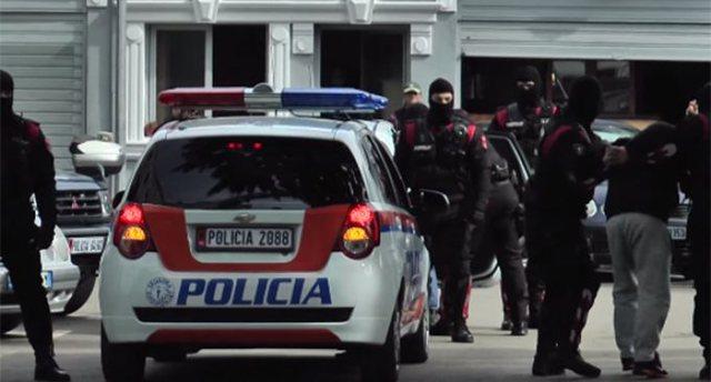 Policia aksion blic në Tiranë, arrestohen 7 persona (Detajet e para)
