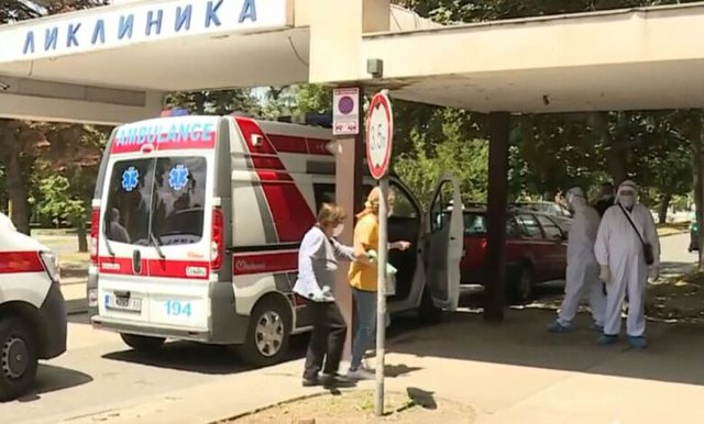 Infections in Macedonia drop significantly, 'incredible' how many new