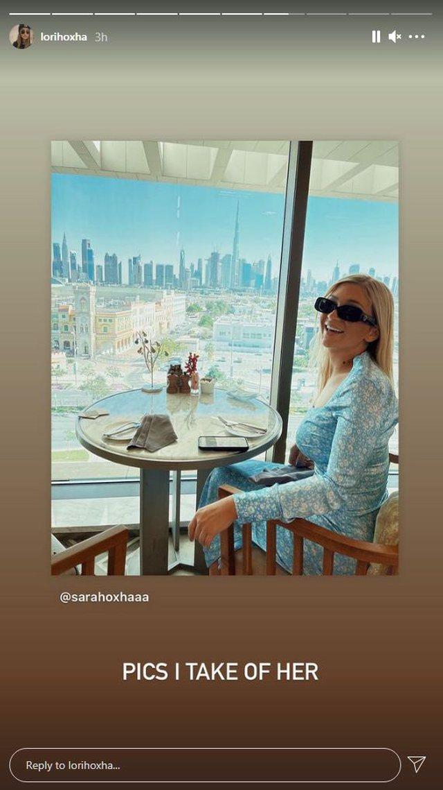 """Ndodhen në pushime luksoze në Dubai,  trashëgimtaret e """"Top"""