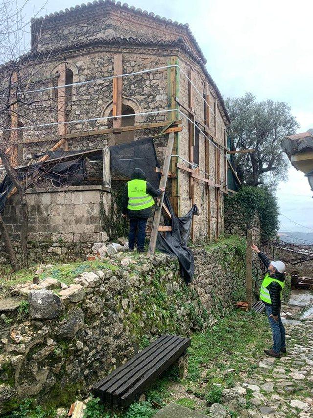 Situata me reshjet dhe monumentet e kulturës, Margariti: Nuk hasen