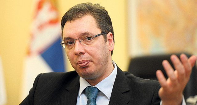 'They know I're not lying', President Vucic threatens Kosovo