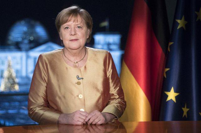 Situata nga pandemia e COVID, kancelarja Merkel jep 'lajmin e keq'