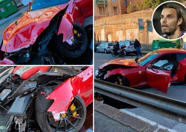 I shkatërroi Ferrarin 300 mijë eurosh në Itali, portieri habit me