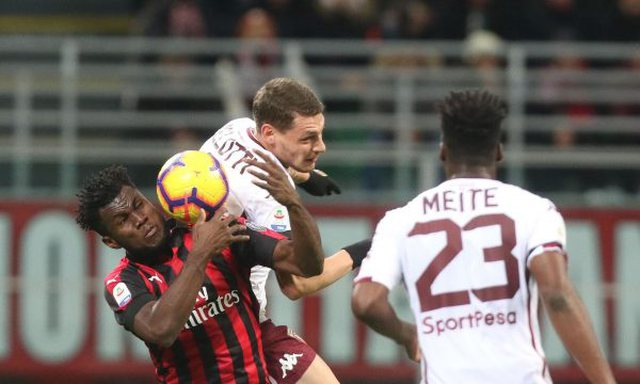 Milani bën goditjen e parë në këtë merkato, Interi