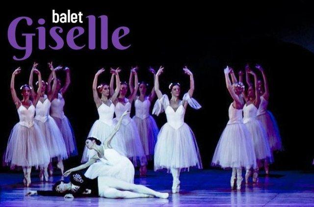 """Baleti """"Giselle"""" u realizua në skenë në nder të"""
