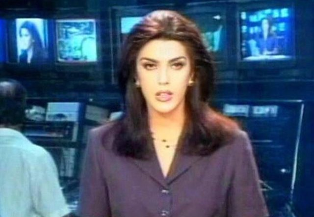 You will not know her, see what the journalist Sonila Meço looked like in