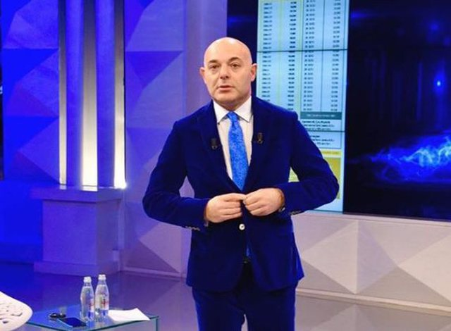"""""""I was braked by the car myself"""", Blendi Fevziu tells the surprise he"""