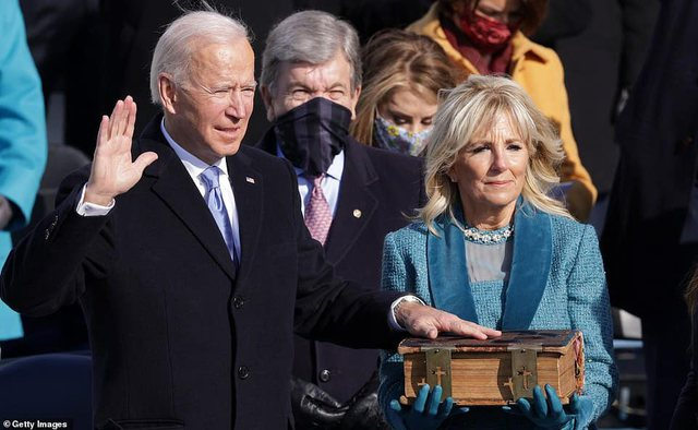 """""""President Biden, you have a special connection with Albania / Appeared in"""
