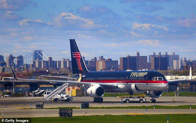 Çfarë ka ndodhur me avionin privat Boeing prej 100 milionë