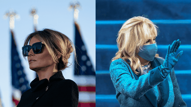 The richest presidential 'farewell' in the USA / How much did Melania