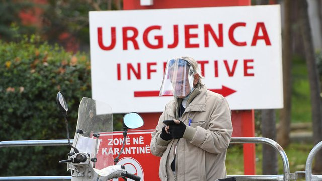 7 viktima në 24 orët e fundit nga koronavirusi në Shqipëri,