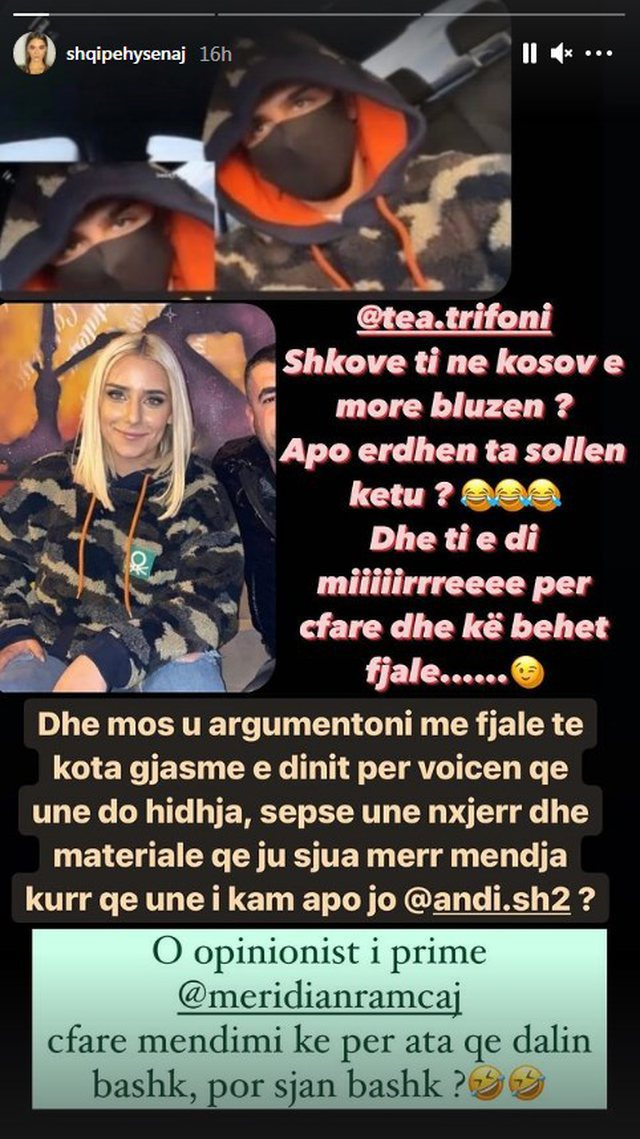 Albanian does not stop, publishes the photo that 'sinks' Tean: It is