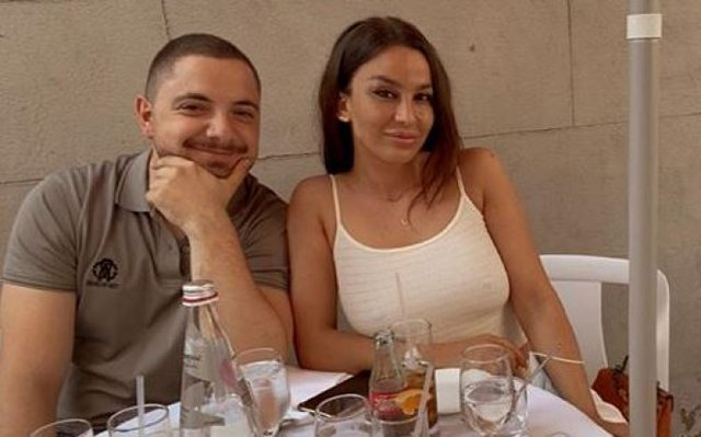 Ardi Gjebrea's son ended his engagement and connected with Vildane Zeneli?