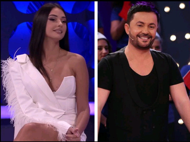The couple in Tirana quarreled for him and Sinan, Ana e