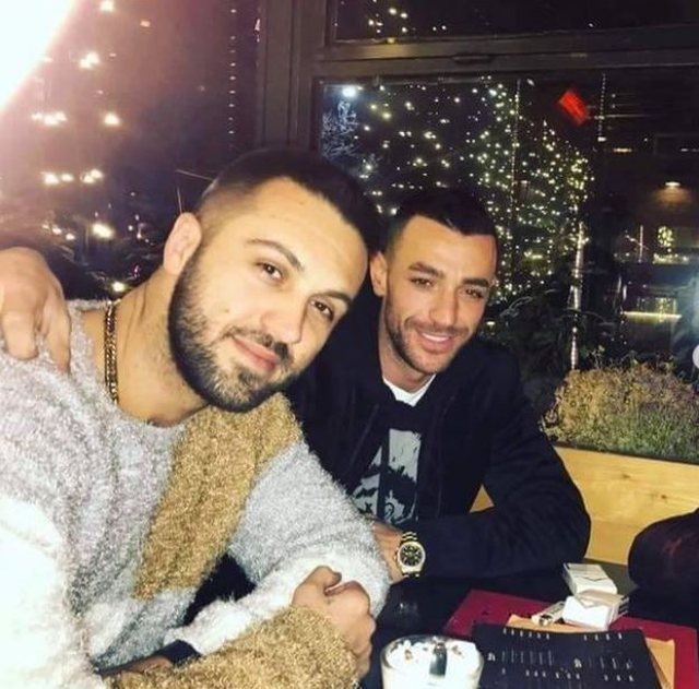 Shocking crime / He was killed by his father, Albanian showbiz characters