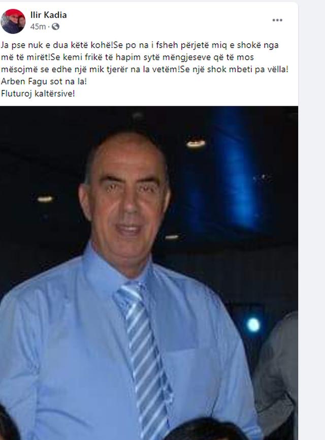 Sporti shqiptar në zi/ Ndahet parakohe nga jeta ish-trajneri i Partizanit,