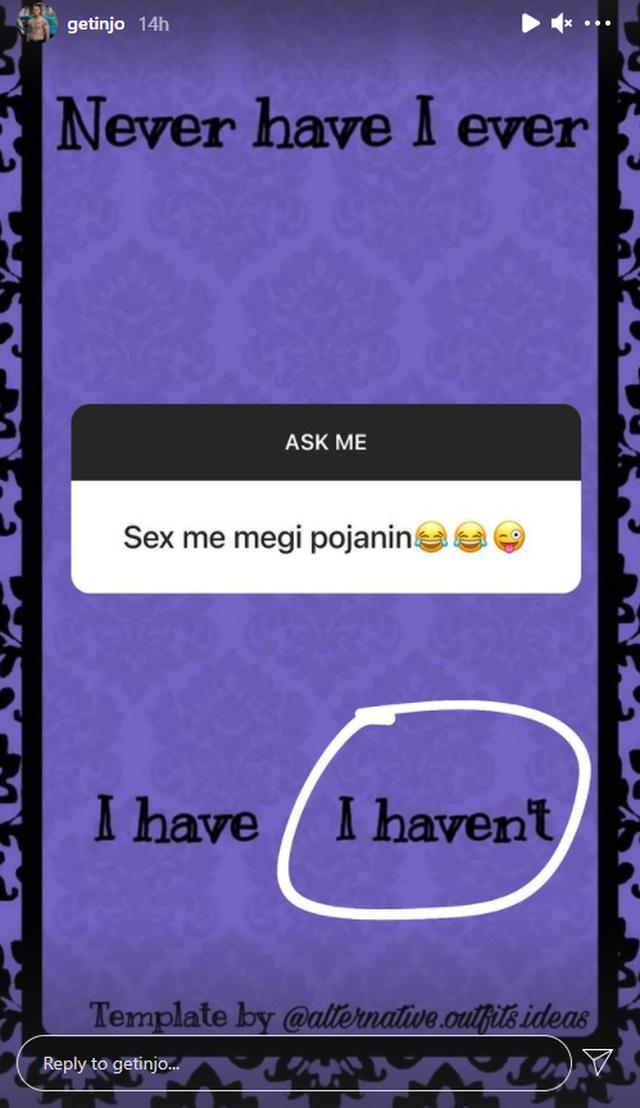 'Ke bërë seks me Megi Pojanin?', reperi i njohur shqiptar i