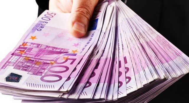 Këmbimi valutor, euro në rritje