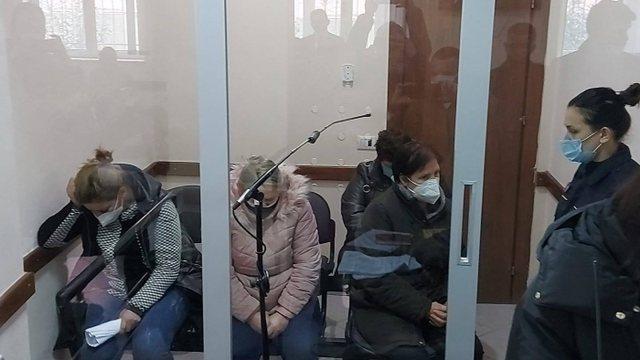 U arrestuan si bashkëpunëtore të Tires, Gjykata e Apelit merr
