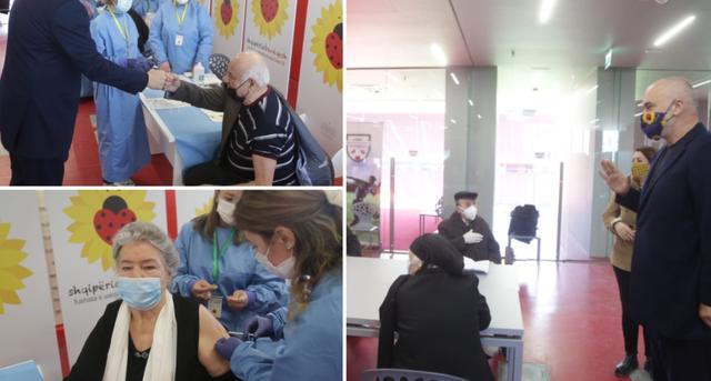 Përplasja për vaksinimin e VIP-ave, Eugena Tomini zbulon arsyen pse u