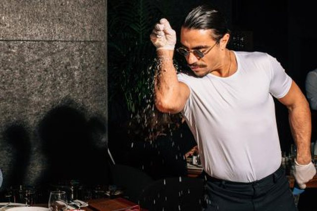 The famous chef Nusret is coming to Albania, here he is staying