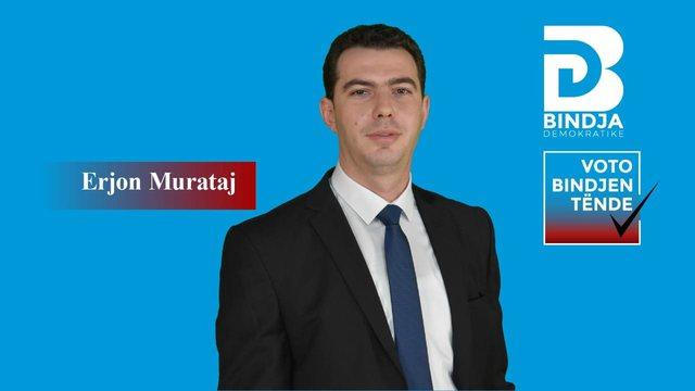 Zgjedhjet e 25 prillit/ Astrit Patozi prezanton koordinatorin e Bindjes